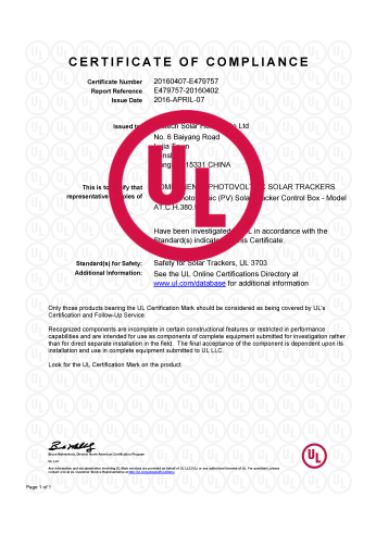 ul-certificate