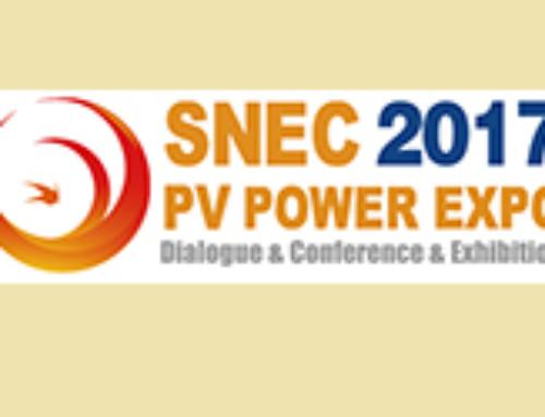 2017 SNEC at Shanghai