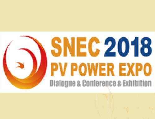 2018 SNEC at Shanghai